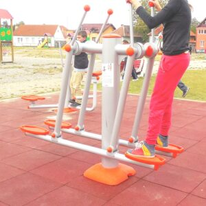 Aparat fitness complex