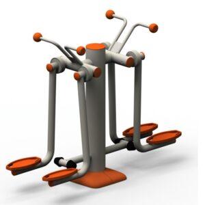 Aparat fitness picioare solduri