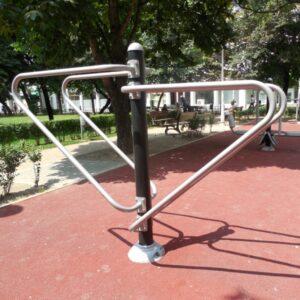 Aparat fitness Paralele AF108