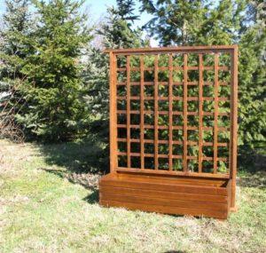 Jardiniera-pergola-lemn