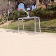 Poarta cu cos basket