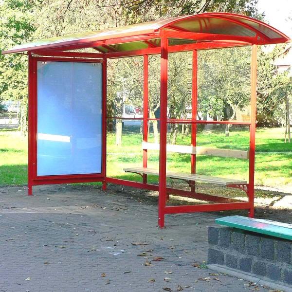 Statie de autobuz UMM158.4