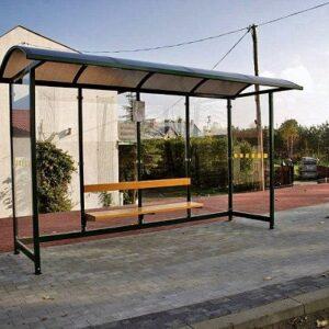 Statie Autobuz - Mobilier Urban - Banci - Cosrui de Gunoi