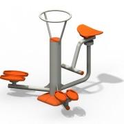aparat fitness abdomen picioare