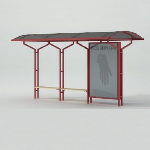 Statie Autobuz - Mobilier Urban