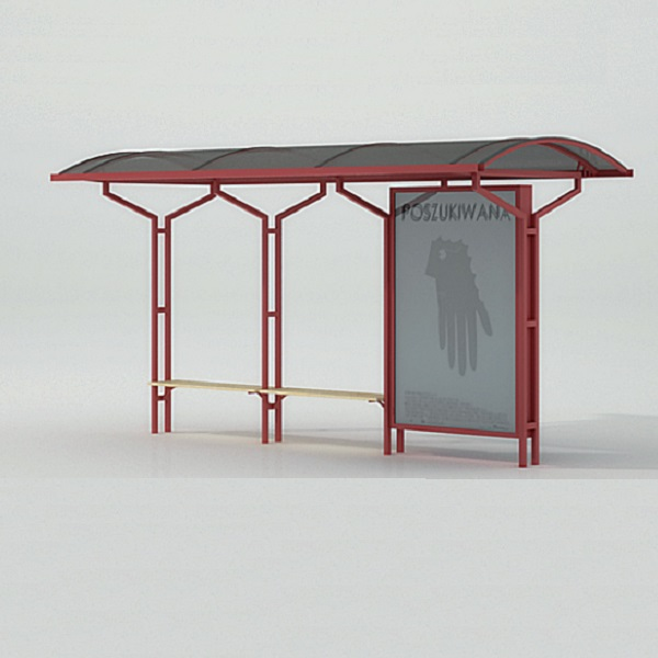 Statie Autobuz – Mobilier Urban