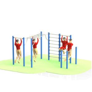 Circuite gimnastica