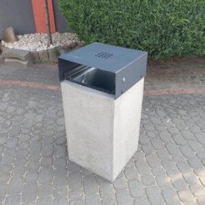 Cos din beton cu capac UM397