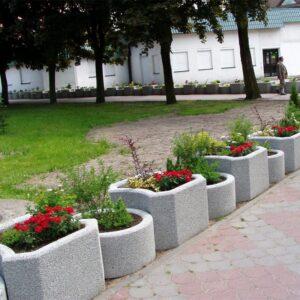 Jardiniera din beton UM341