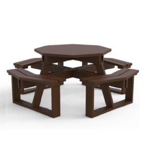 Masa pentru picnic din lemn compozit UM559