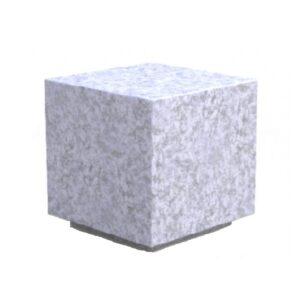 Scaun stradal din granit UM466