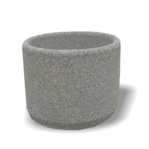 Jardiniera rotunda din beton UM350