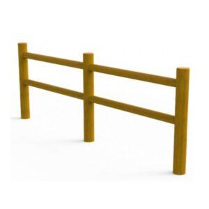 Gard din lemn de pin UM688