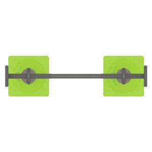 Aparat fitness Haltere AF139