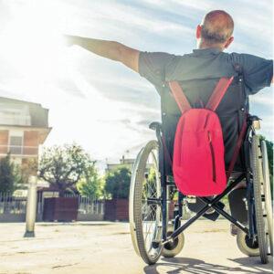 Gama fitness pentru persoane cu nevoi speciale